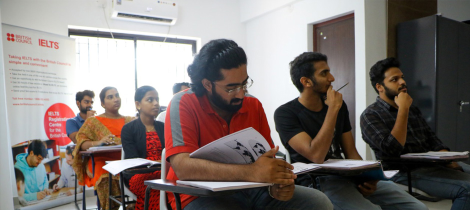 IELTS coaching thrissur